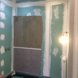 Création salle de bains avant Oise