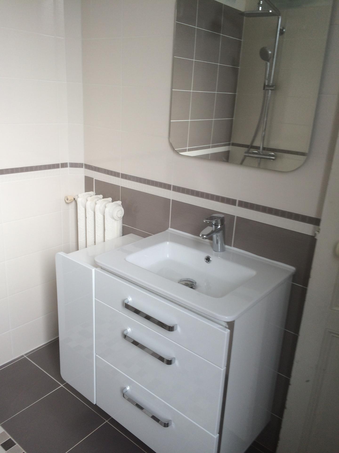 Création salle de bains finie Oise