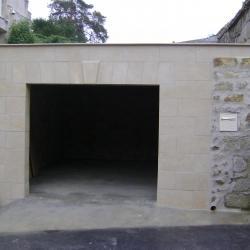 Construction garage ( en cours) Compiègne