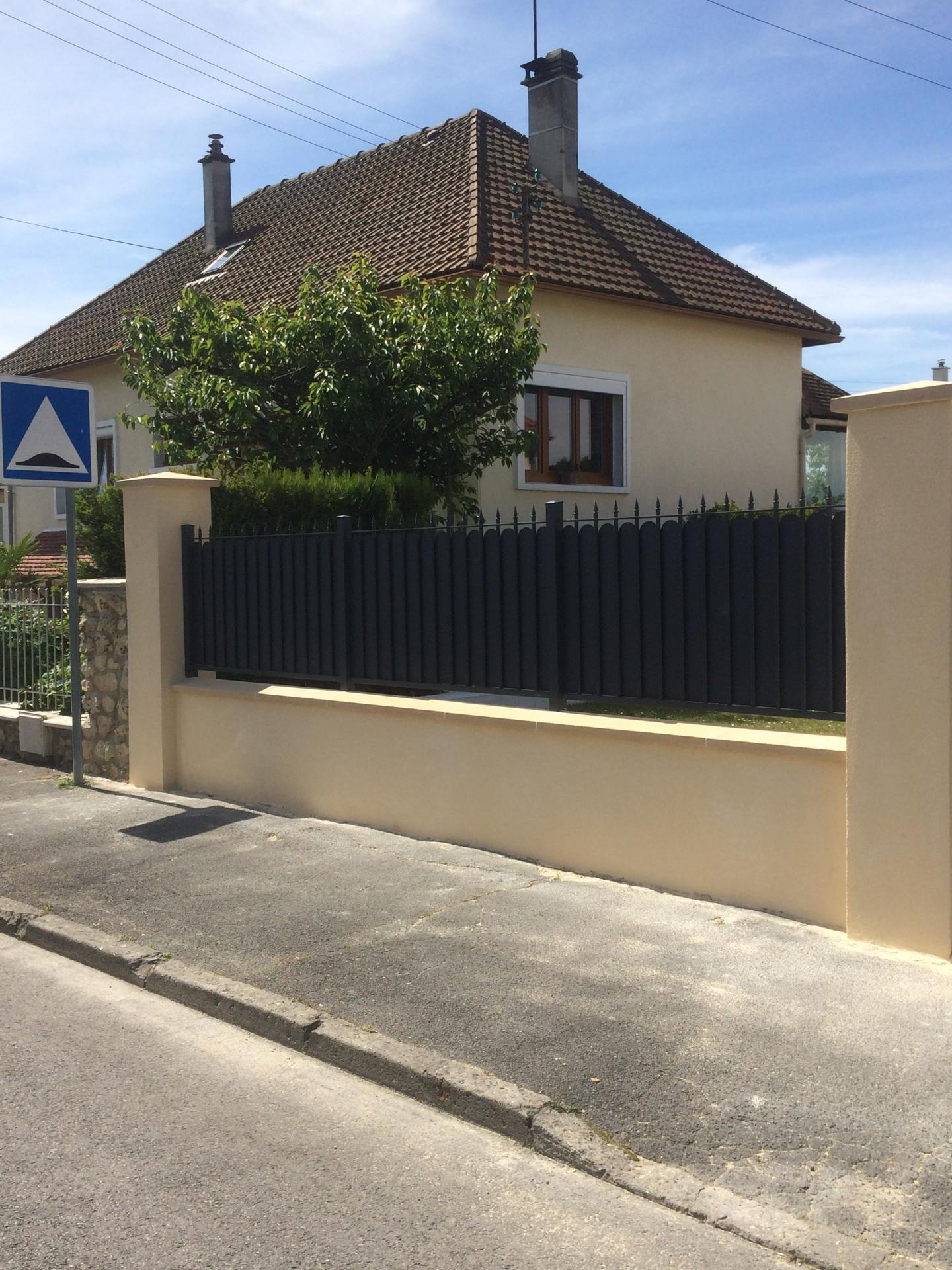 Pose de clôture Creil Oise