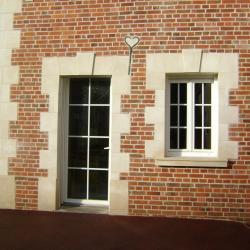 Rejointoiement de façade( Le Meux)