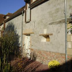 Rejointoiement de façade avant (Le Meux)
